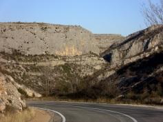Kanjon rijeke Čikole
