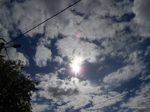 Nebo iznad Matasa